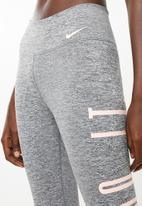 Nike - Powertight - grey