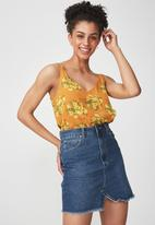 Cotton On - Astrid Cami - gold