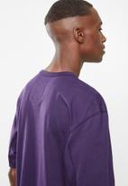 adidas Originals - Kaval grp tee - purple