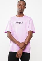 adidas Originals - Kaval tee - purple