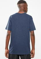 RVCA - Small rvca short sleeve tee - navy