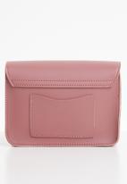 Superbalist - Troian crossbody bag - pink