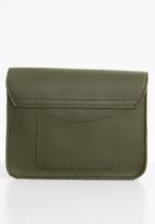 Superbalist - Troian crossbody bag - green