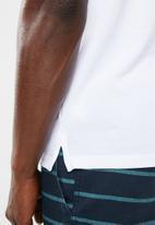 STYLE REPUBLIC - Golfer tee - white