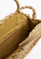 Superbalist - Lily basket bag - neutral