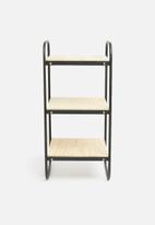 Sixth Floor - Sammy 3 tier shelf