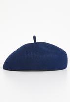 Superbalist - Shell beret - navy