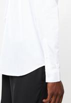 Superbalist - Mandarin shirt - white