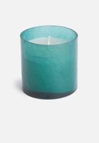 Sixth Floor - Larkin candle - green