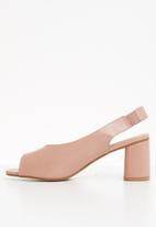 STYLE REPUBLIC - Slingback courts - pink