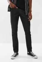 STYLE REPUBLIC - Straight cut denim - black