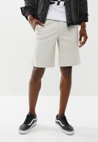 STYLE REPUBLIC - Twill shorts - cream