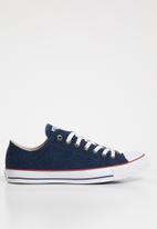 Converse - Chuck taylor all star sneakers - dark blue