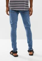 STYLE REPUBLIC - Swede skinny jeans - blue