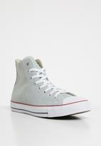 Converse - Chuck taylor all star high top sneakers - pale blue