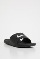 Nike - Men's nike kawa slide- black