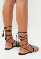 Superbalist - Mira sandal - black