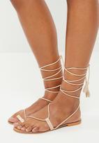 Superbalist - Mira sandal - neutral