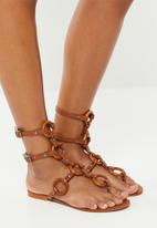 Superbalist - Gemma sandal - tan