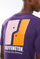 Cotton On - Tbar 2 tee - purple