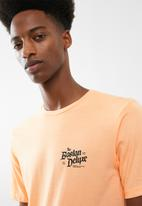 Cotton On - Tbar short sleeve tee - orange