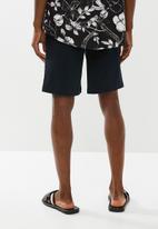STYLE REPUBLIC - Twill shorts - navy
