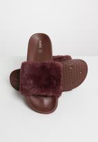 Cotton On - Wild slide - purple
