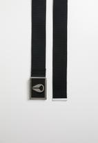 Nixon - Enamel wings - black