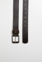 Nixon - Americana slim belt - brown