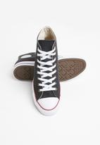 Converse - Chuck taylor all star high top sneakers - black