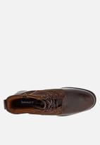 Timberland - PT 6 inch side zip NWP - brown