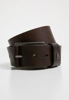 Nixon - Americana belt II - brown