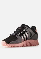 adidas Originals - EQT Support RF W - Core Black / Pink / Grey