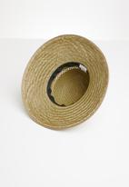 Superbalist - Straw sun hat - neutral