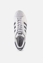 adidas Originals - Superstar - White / Collegiate Navy