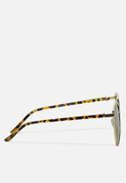 Supré  - Trixie metal trim - gold