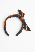 dailyfriday - Bowknot headband - multi