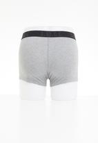 S.P.C.C. - 2 Pack underwear - Olive and grey