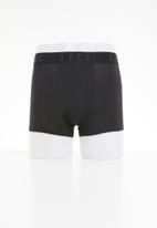 S.P.C.C. - 2 Pack underwear - Black and camo