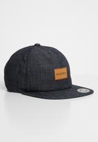 Nixon - Mason strap back cap - navy