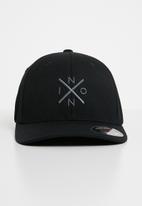 Nixon - Exchange cap - black