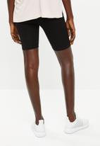 Superbalist - 2 pack bicycle shorts - black & grey