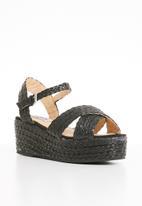 Madison® - Behati wedge - black