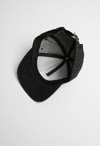 Nixon - Mason strap back cap - black