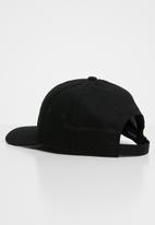 Nixon - Exchange snapback cap - black