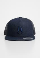 Nixon - Deep down trucker cap - navy