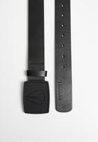 Nixon - Enamel Icon II belt - black