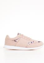 Madison® - Lisa lace up sneakers - pink