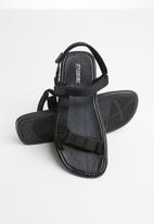 STYLE REPUBLIC - Adventure Sandals - black