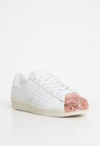 adidas Originals - Superstar 80s 3d mt - white